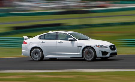 Lightning Lap 2014: Jaguar XFR-S Hot Lap Video