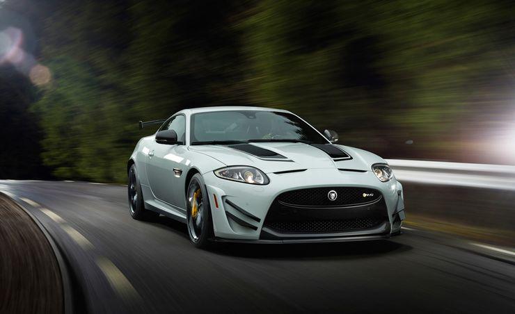 Lightning Lap 2014: Jaguar XKR-S GT Hot Lap Video