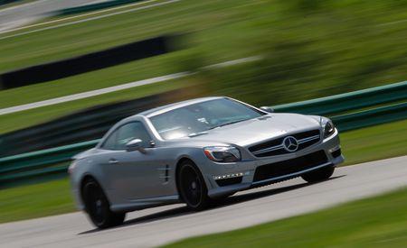Lightning Lap 2014: Mercedes-Benz SL63 AMG Hot Lap Video