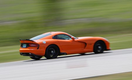 Lightning Lap 2014: SRT Viper TA Hot Lap Video