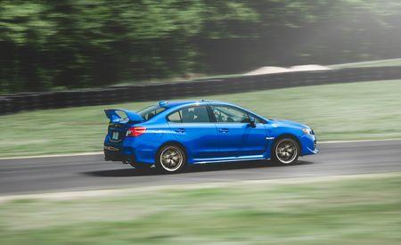 Lightning Lap 2014: Subaru WRX STI Hot Lap Video