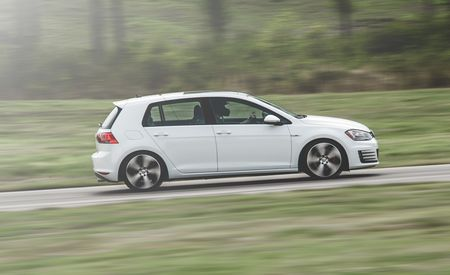 Lightning Lap 2014: Volkswagen GTI Hot Lap Video