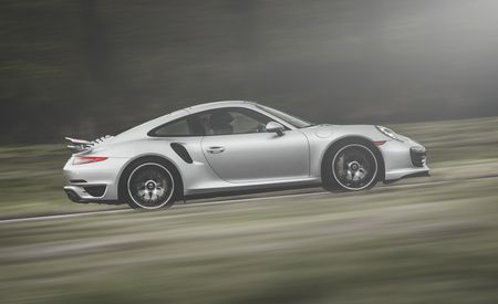 Lightning Lap 2014: Porsche 911 Turbo S