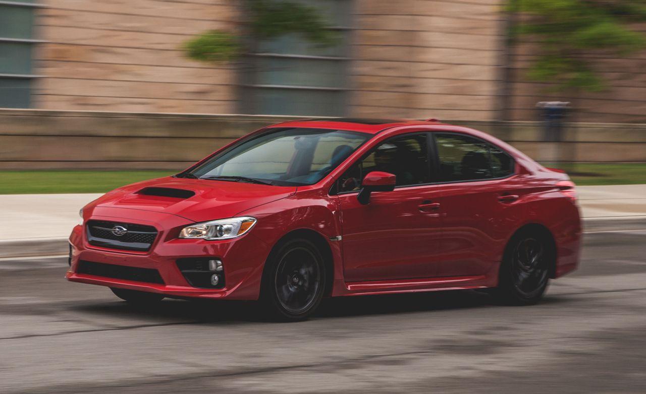 Subaru WRX Reviews  Subaru WRX Price Photos and Specs  Car and
