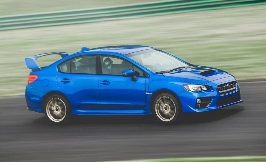 Lightning Lap 2014: Subaru WRX STI