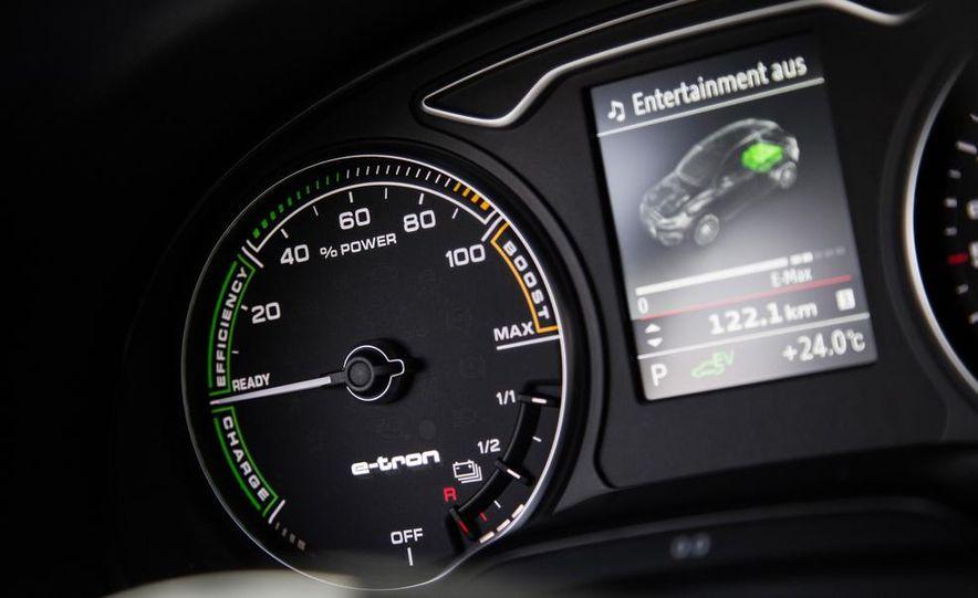 2016 Audi A3 Sportback e-tron (Euro-spec) - Slide 14
