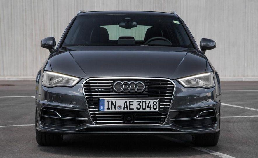2016 Audi A3 Sportback e-tron (Euro-spec) - Slide 12