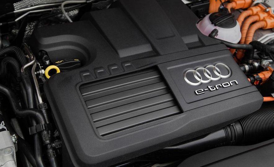 2016 Audi A3 Sportback e-tron (Euro-spec) - Slide 17