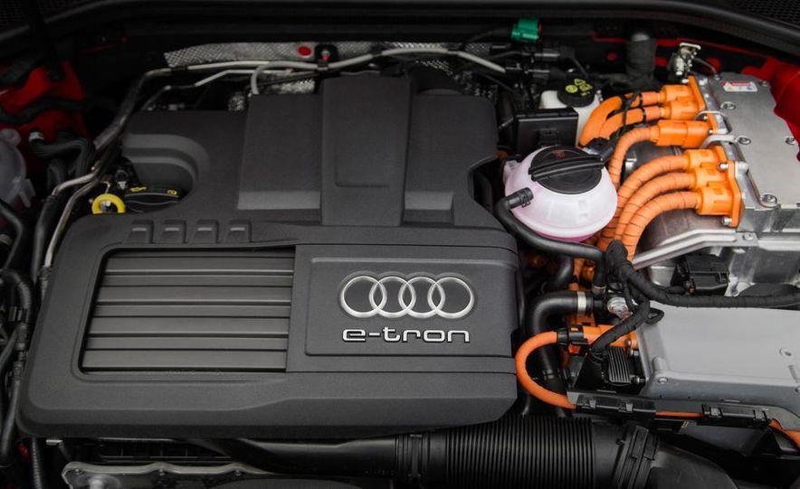 2016 Audi A3 Sportback e-tron (Euro-spec) - Slide 18