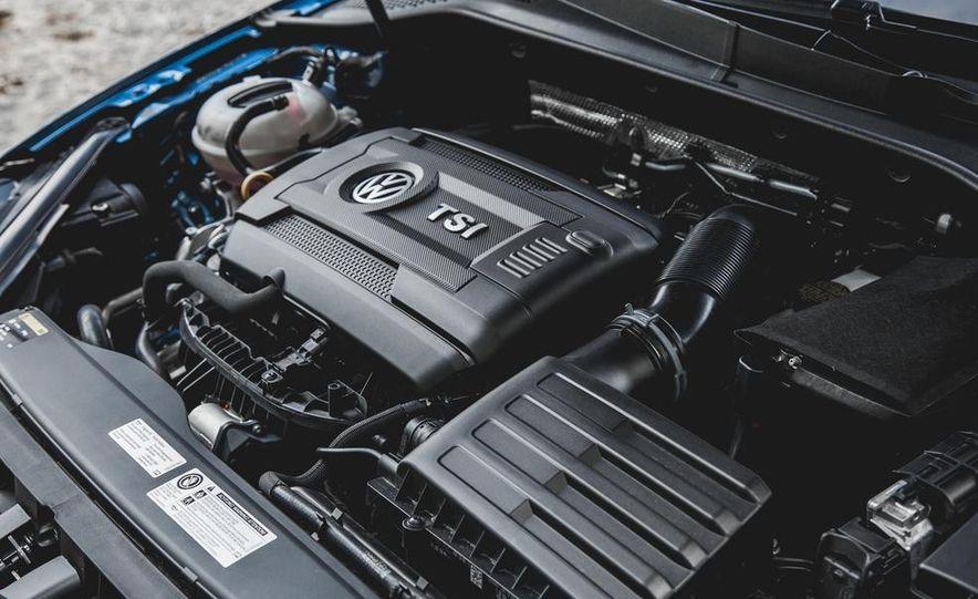 2015 Volkswagen Golf 1.8T TSI - Slide 38