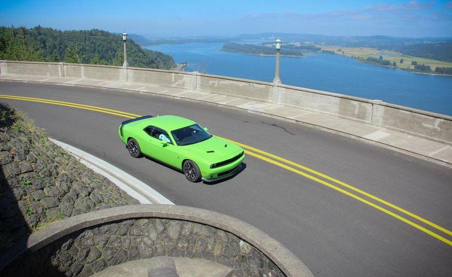 2015 Dodge Challenger R/T Scat Pack - Slide 1
