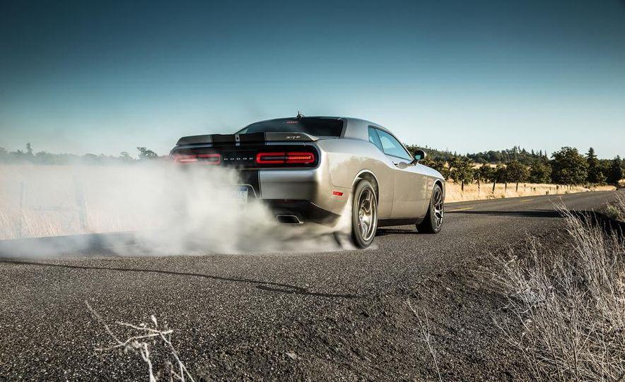 2015 Dodge Challenger R/T Scat Pack - Slide 21