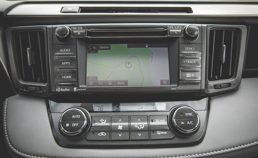 2014 Toyota RAV4 XLE FWD - Slide 48