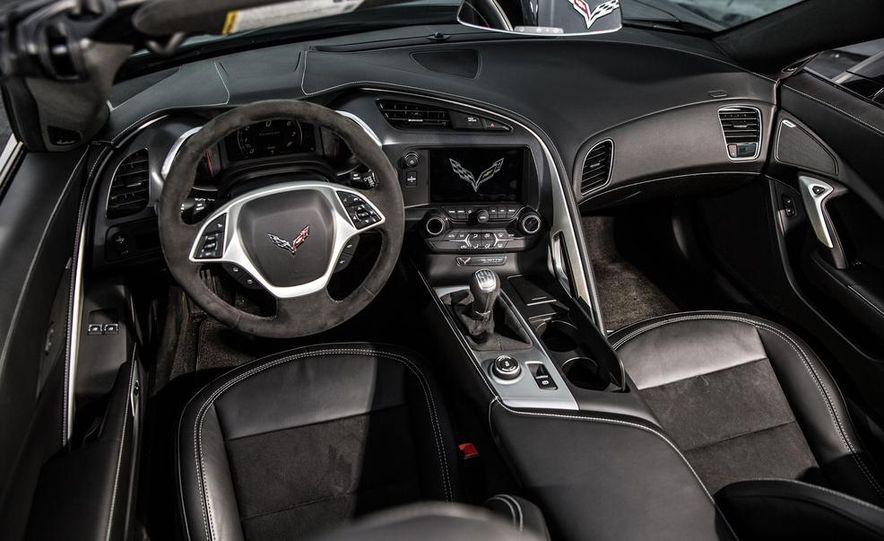 2015 Chevrolet Corvette Stingray coupe - Slide 54