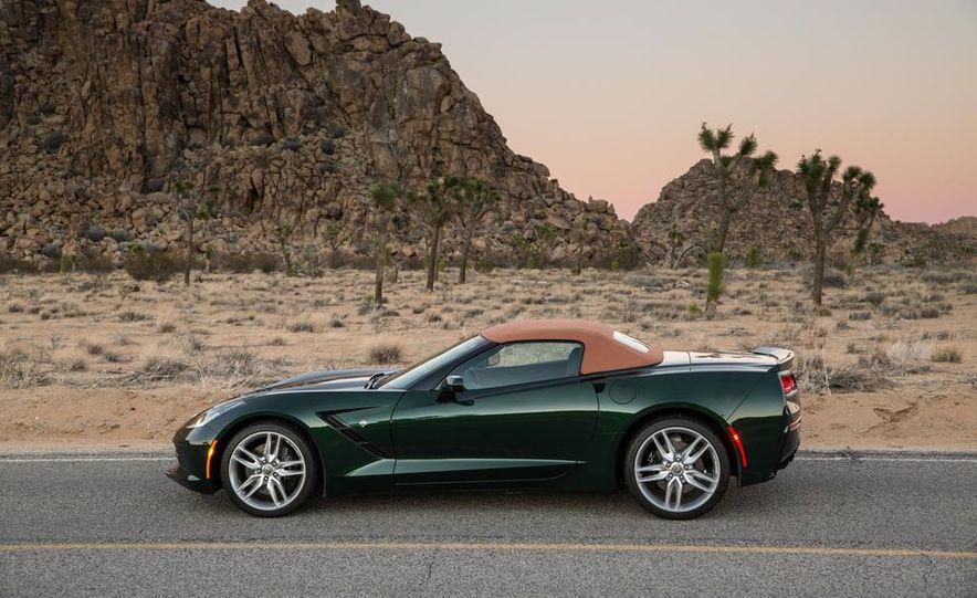 2015 Chevrolet Corvette Stingray coupe - Slide 52