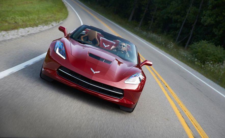 2015 Chevrolet Corvette Stingray coupe - Slide 39