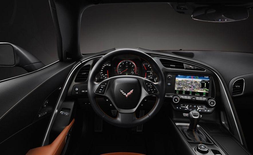 2015 Chevrolet Corvette Stingray coupe - Slide 59