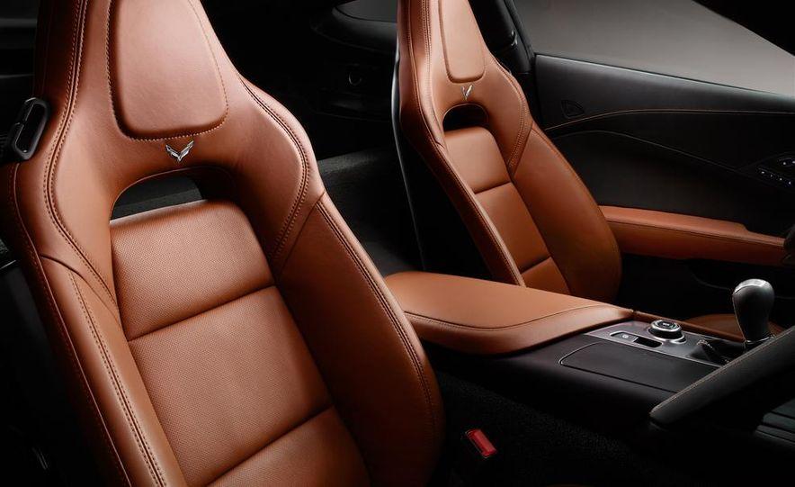2015 Chevrolet Corvette Stingray coupe - Slide 60