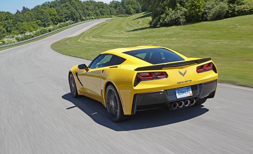 2015 Chevrolet Corvette Stingray coupe - Slide 11