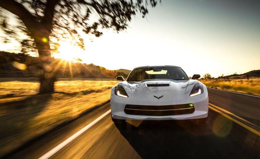 2015 Chevrolet Corvette Stingray coupe - Slide 37