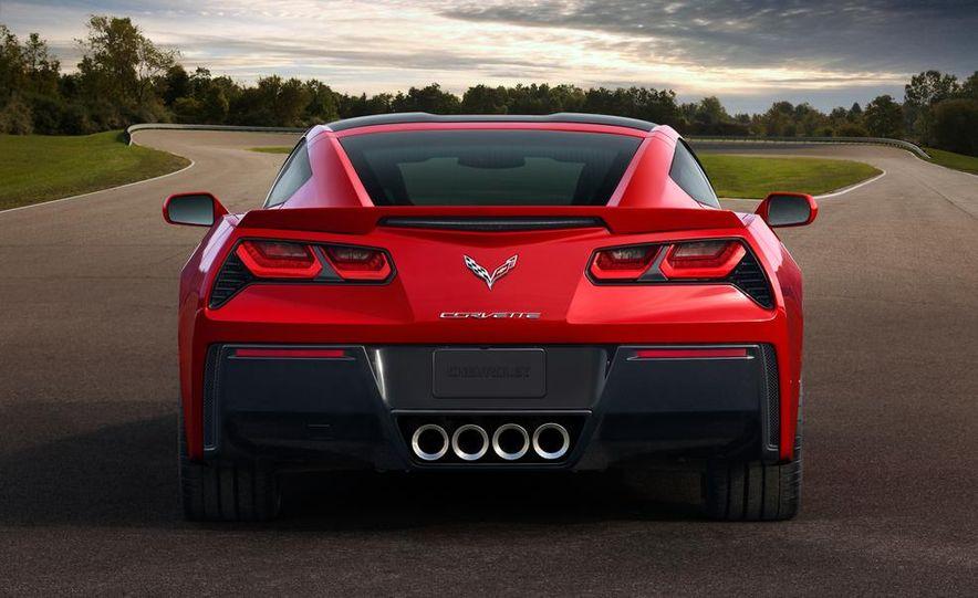 2015 Chevrolet Corvette Stingray coupe - Slide 58
