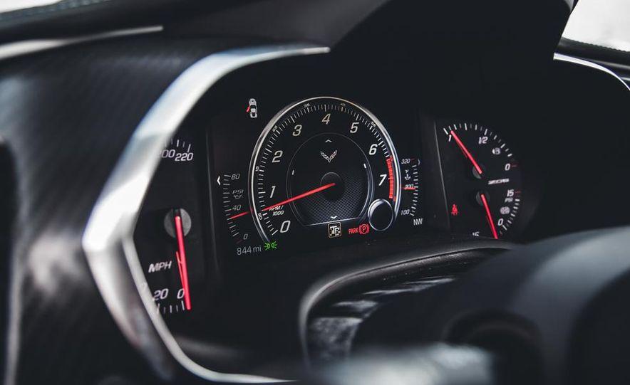 2015 Chevrolet Corvette Z06 - Slide 23