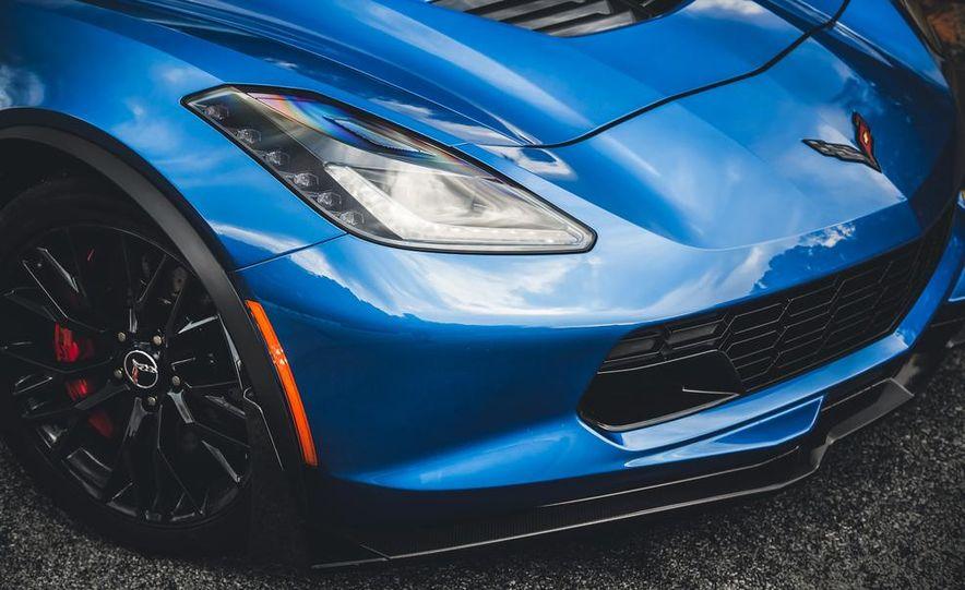 2015 Chevrolet Corvette Z06 - Slide 10