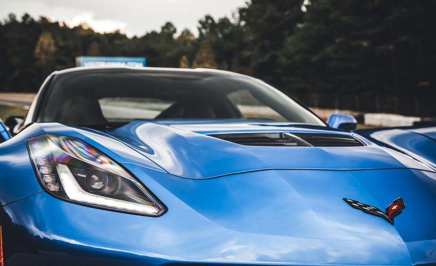 2015 Chevrolet Corvette Z06 - Slide 11