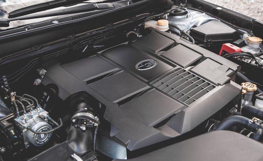2015 Subaru Legacy 3.6R Limited - Slide 48