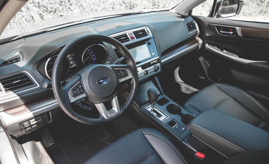 2015 Subaru Legacy 3.6R Limited - Slide 21