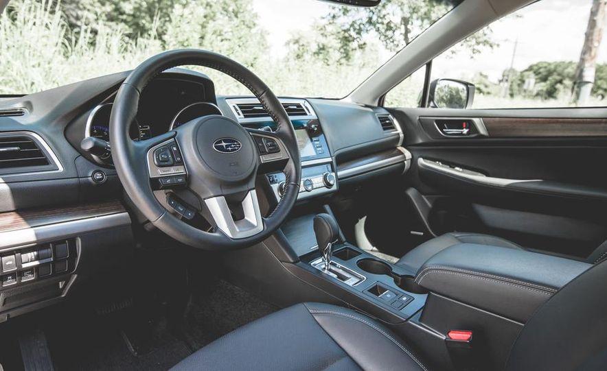 2015 Subaru Legacy 3.6R Limited - Slide 22