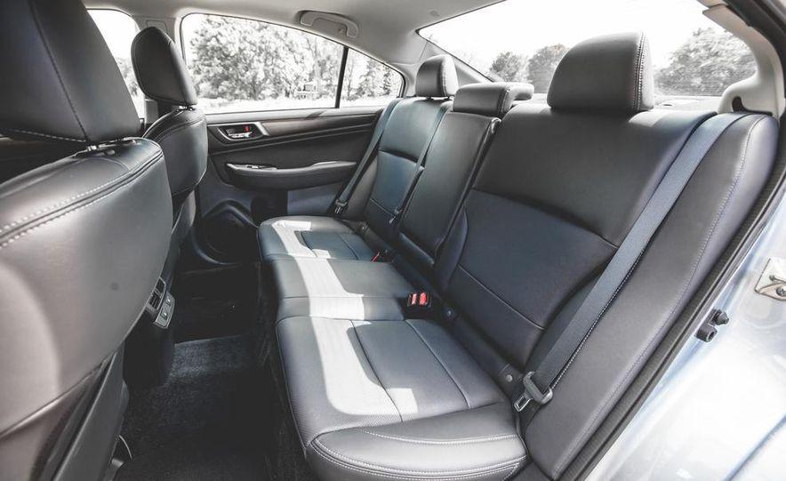 2015 Subaru Legacy 3.6R Limited - Slide 30