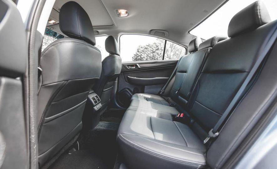 2015 Subaru Legacy 3.6R Limited - Slide 31