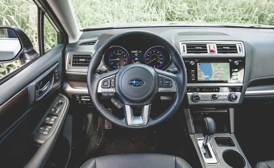 2015 Subaru Legacy 3.6R Limited - Slide 32