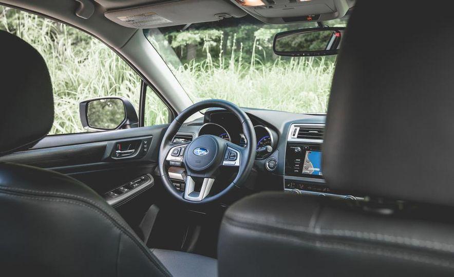 2015 Subaru Legacy 3.6R Limited - Slide 35