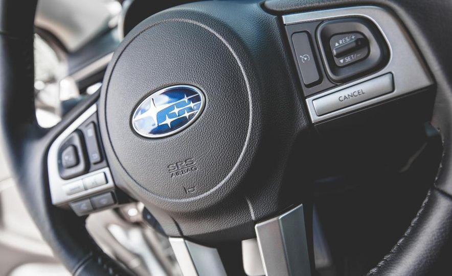 2015 Subaru Legacy 3.6R Limited - Slide 37