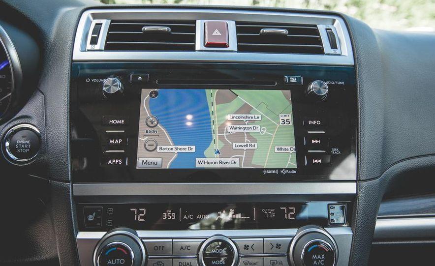 2015 Subaru Legacy 3.6R Limited - Slide 41