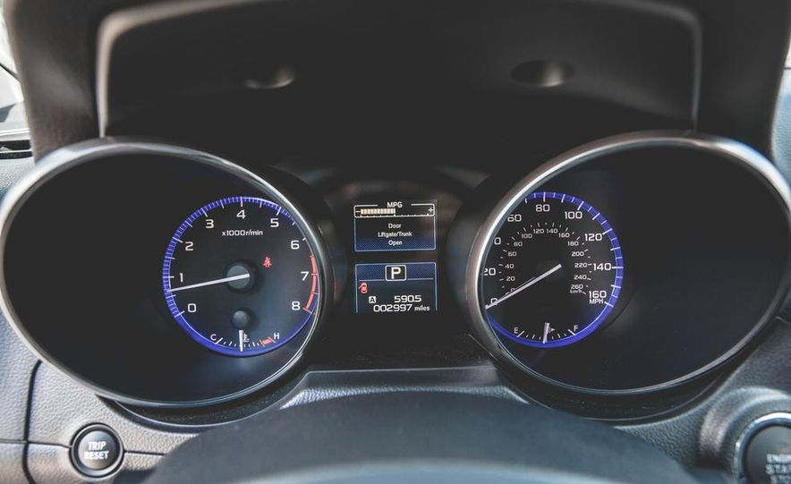 2015 Subaru Legacy 3.6R Limited - Slide 45