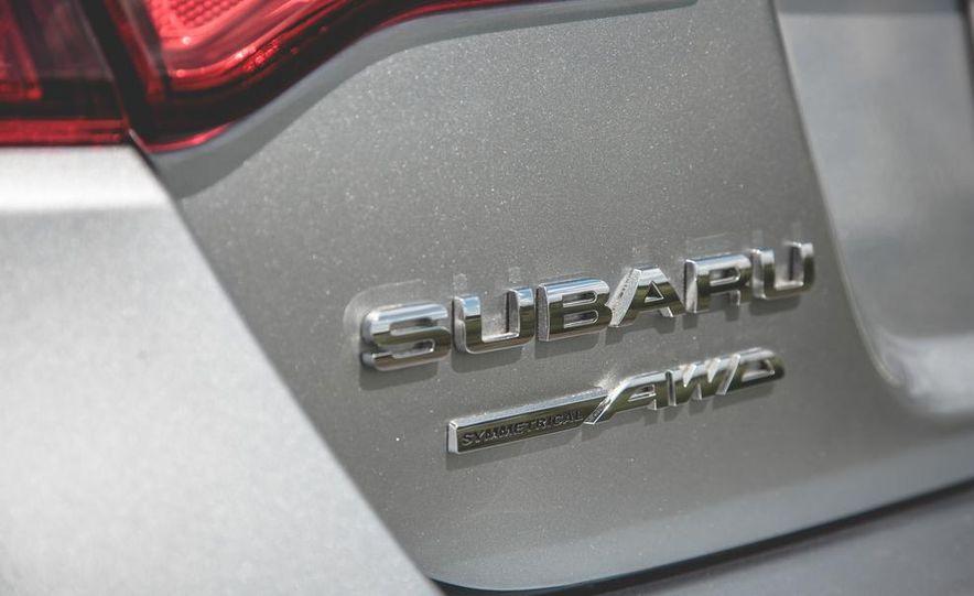 2015 Subaru Legacy 3.6R Limited - Slide 20