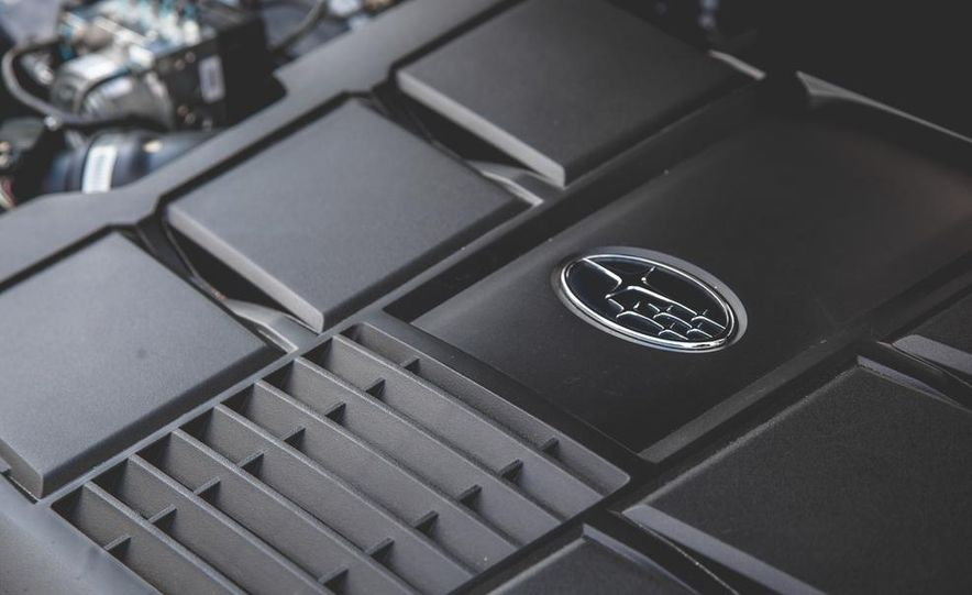 2015 Subaru Legacy 3.6R Limited - Slide 50