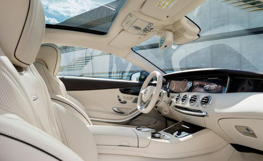 2015 Mercedes-Benz S65 AMG coupe - Slide 21
