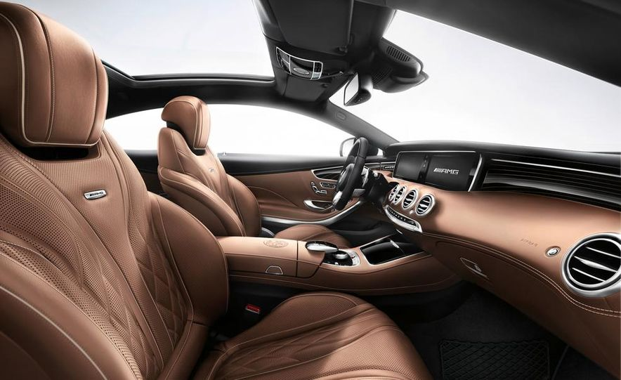 2015 Mercedes-Benz S65 AMG coupe - Slide 31