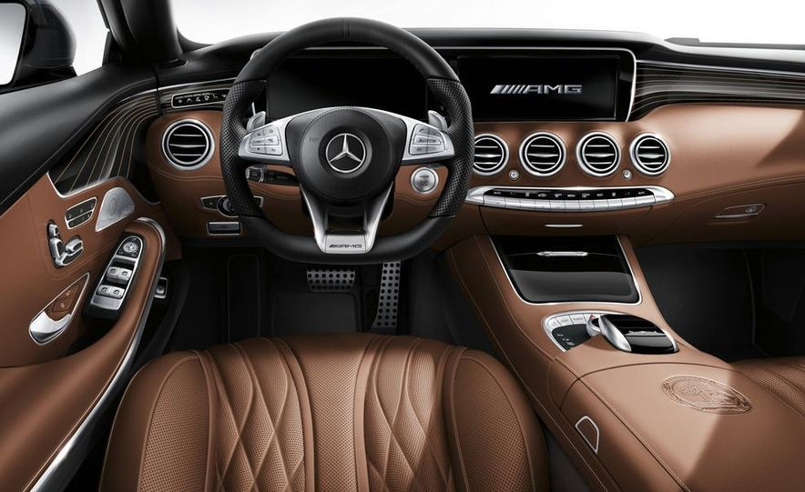 2015 Mercedes-Benz S65 AMG coupe - Slide 32