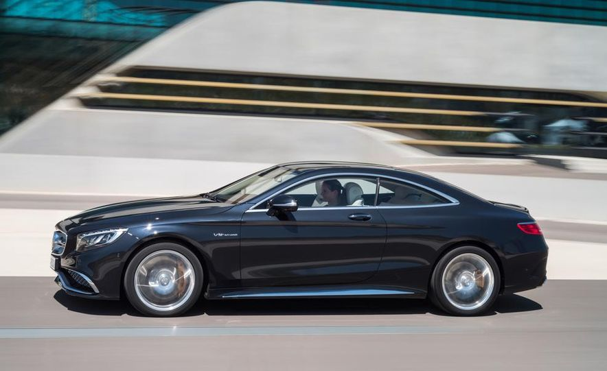 2015 mercedes benz s65 amg coupe slide 3