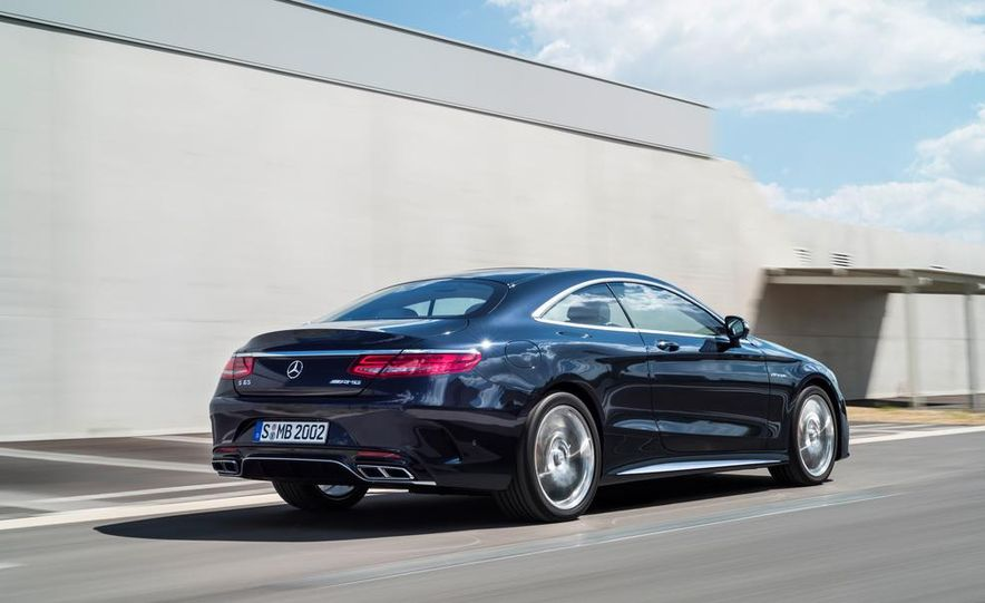 2015 Mercedes-Benz S65 AMG coupe - Slide 5