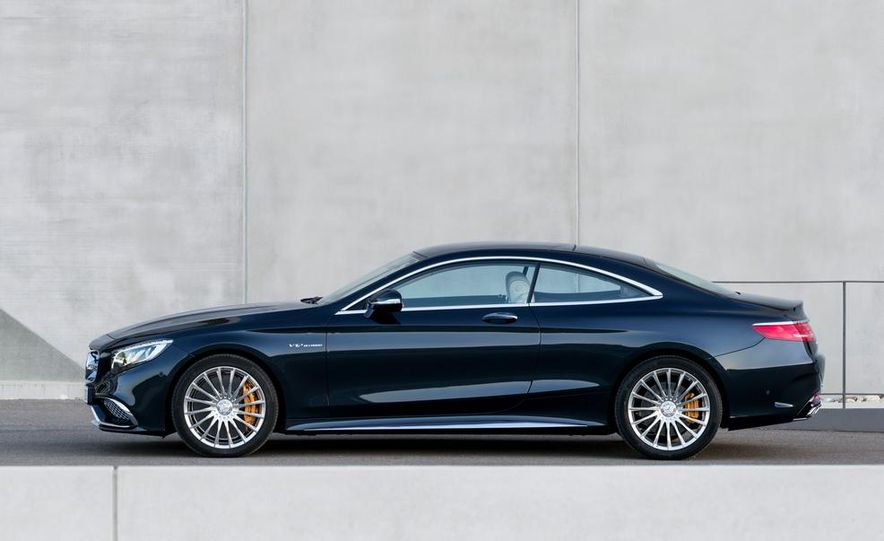 2015 Mercedes-Benz S65 AMG coupe - Slide 7