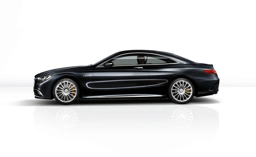 2015 Mercedes-Benz S65 AMG coupe - Slide 25