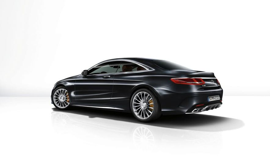 2015 Mercedes-Benz S65 AMG coupe - Slide 26