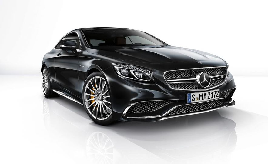 2015 Mercedes-Benz S65 AMG coupe - Slide 27
