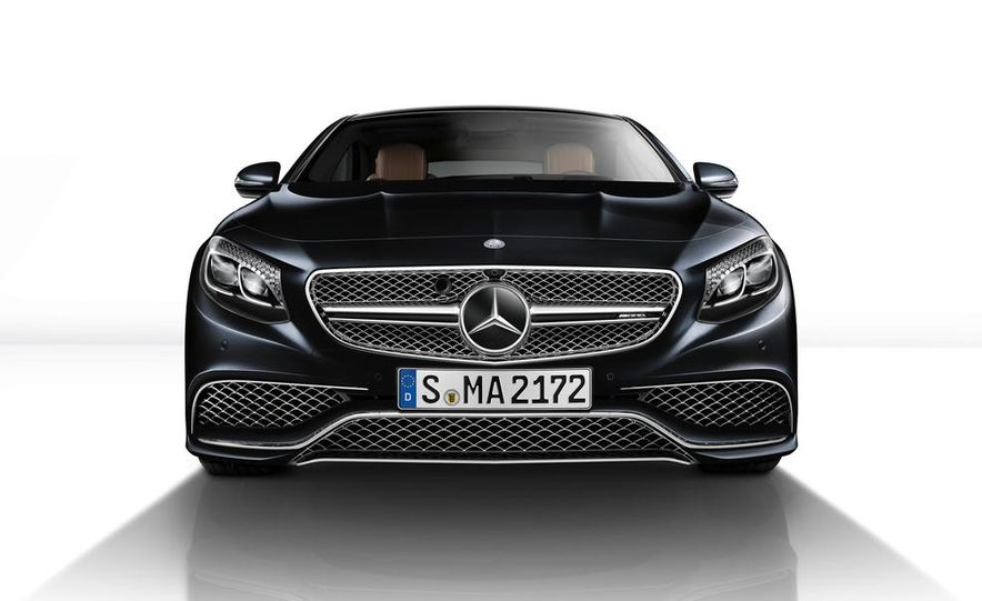 2015 Mercedes-Benz S65 AMG coupe - Slide 28
